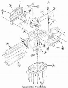 Mtd 280r 41br280c034  41br280c034 280r Parts Diagram For