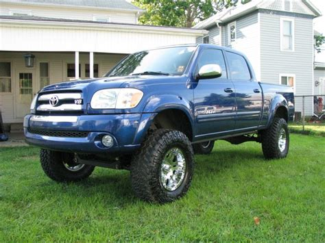 willys jeep pickup lifted ltundra2 2005 toyota tundra double cabsr5 pickup 4d 6 1 4