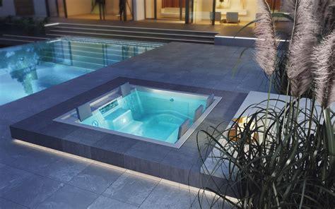 Whirlpools Für Draussen by Whirlpools F 252 R Drinnen Und Draussen Schwimmbadservice