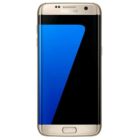 Samsung Galaxy S7 Edge (32gb, Guld) #smg935f Expansys