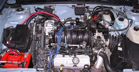 Engine Misfire Only Uphill Pontiac Bonneville