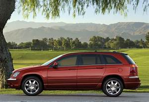 2008 Chrysler Pacifica News and Information