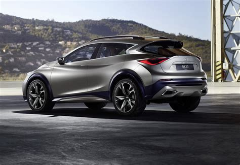 infiniti qx30 2016 the car to make you take infiniti seriously by car magazine