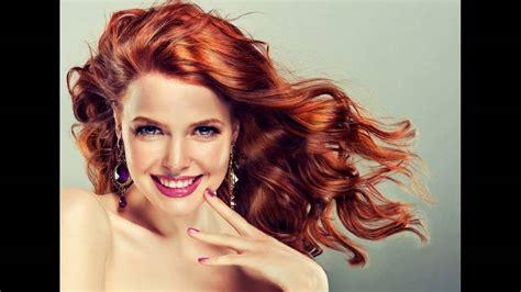 semi permanent hair color  vibrant red hair shades