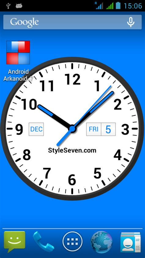 clock widgets for android analog clock widget plus 7 android apps on play