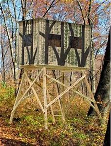 Home Hunting Blinds The Penthouse Elevated Hunting