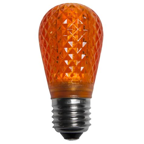amber orange led replacement bulbs
