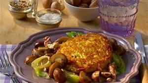 Mehlig Kochende Kartoffeln Rezepte : kartoffel r sti mit champignon lauch gem se ~ Lizthompson.info Haus und Dekorationen