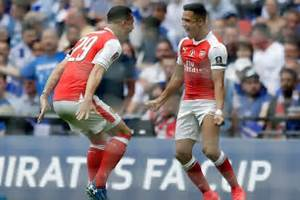 FA Cup final: Arsenal beats Chelsea 2-1 in entertaining ...