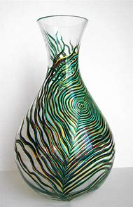 Best Peacock Vase Ideas And Images On Bing Find What Youll Love