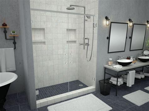 Tile Shower Pan by Redi Base Shower Pans Bases