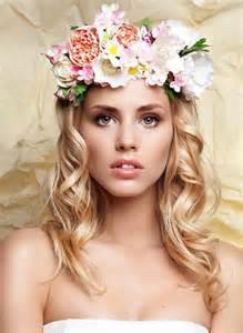 handmade headbands bridal floral wreath handmade flower crown headband