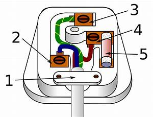 Wall Plug Diagram