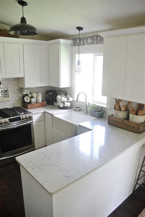 quartz countertop review pros cons kitchen remodel