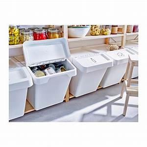 Ikea Möbel Für Hauswirtschaftsraum : sortera abfalleimer mit deckel wei abfalleimer deckel und ikea ~ Markanthonyermac.com Haus und Dekorationen