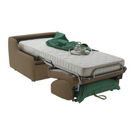 canapé cuir italien 3 places fauteuil lit convertible rapido à couchage quotidien en