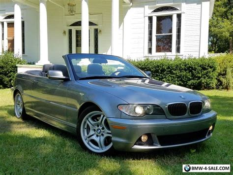 bmw  series convertible  sport extremely clean
