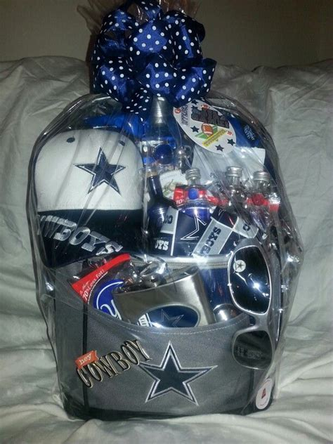do it for the texans auction baskets pinterest