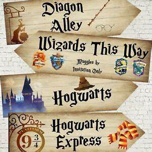 Harry Potter Decoration : harry potter decorations ebay ~ Dode.kayakingforconservation.com Idées de Décoration