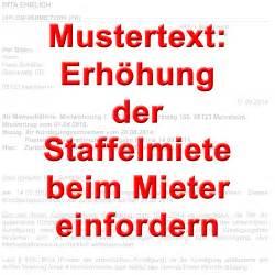 Vermieter Zahlt Kaution Nicht : mustertext staffelmieterh hung beim mieter anfordern r ckstand ~ Yasmunasinghe.com Haus und Dekorationen