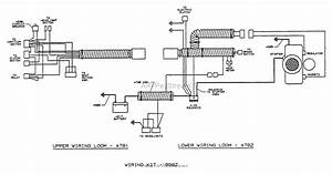 Dixon Ztr 5501  1995  Parts Diagram For Wiring Assembly