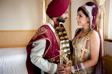 Jas & Varun, A Sikh Wedding In Birmingham