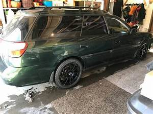 For Sale  2000 Subaru Legacy Wagon With Ls2 V8  U2013 Engine