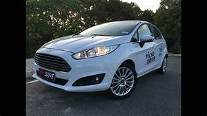An U00e1lise - New Fiesta Titanium 2016