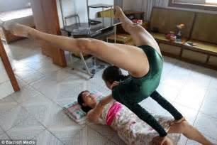 Gymnastics Floor Mats Uk by Khmerization Torture Or Training Inside The Brutal