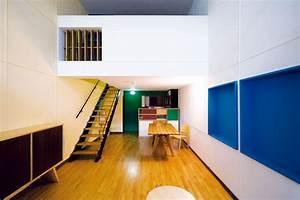 Le Corbusier Cité Radieuse Interieur : appartement de la cit radieuse marseille de le corbusier galerie 39 architecture moderne et ~ Melissatoandfro.com Idées de Décoration