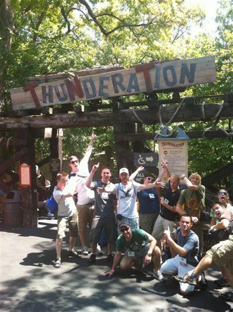 silver dollar city theme park reviews  mid america trip