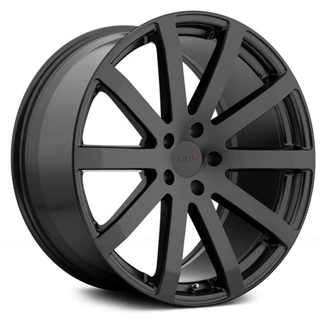 Tsw Brooklands Wheels Matte Black Rims