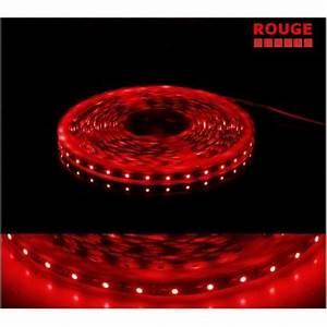 Ruban Led Rouge : ruban rouge led smd 3528 tanche achat vente de ~ Edinachiropracticcenter.com Idées de Décoration