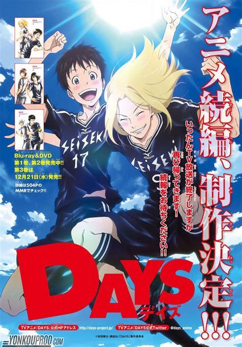 crunchyroll quot days quot anime to return