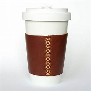 Coffee To Go Becher Porzellan : coffee to go becher porzellan echtes leder manschette ~ Watch28wear.com Haus und Dekorationen