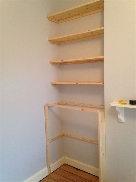 Cupboard Shelving by Alcove Cupboard And Shelving Built In S En 2019 Alcove