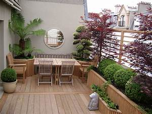 comment mettre en place sa deco terrasse With decoration d une terrasse