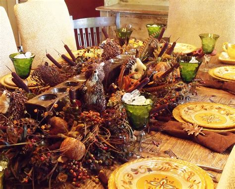 fall dining table decorations fall dining table decor photograph fall dining table decor