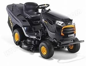 Tondeuse Mc Culloch : tracteur tondeuse mc culloch m200 117t pas cher ~ Melissatoandfro.com Idées de Décoration