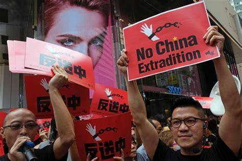 hong kongs proposed    extradition