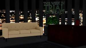 Virtual Talk Show Set Created Completely in Element 3D for ...