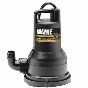 Best Portable Sump Pump Reviews With Comparison Chart