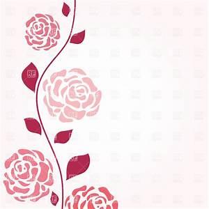 Pink Rose Clip Art Border | Clipart Panda - Free Clipart ...