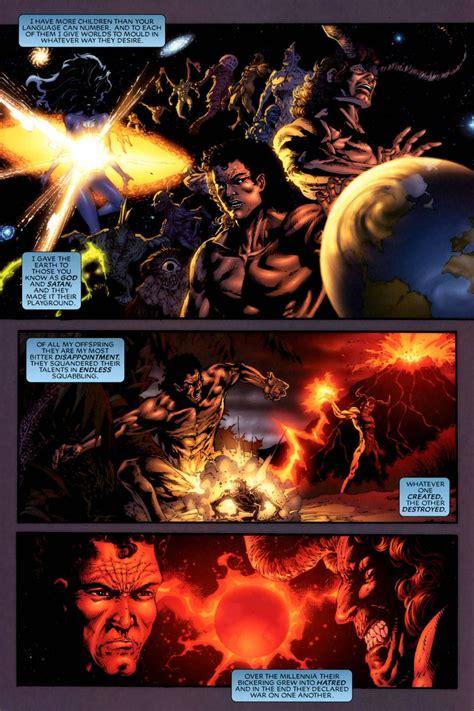 Instead of speaking of justice and injustice. Resultado de imagen para spawn vs god and satan   Spawn