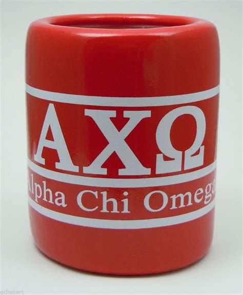 Alpha Chi Omega Greek Letters