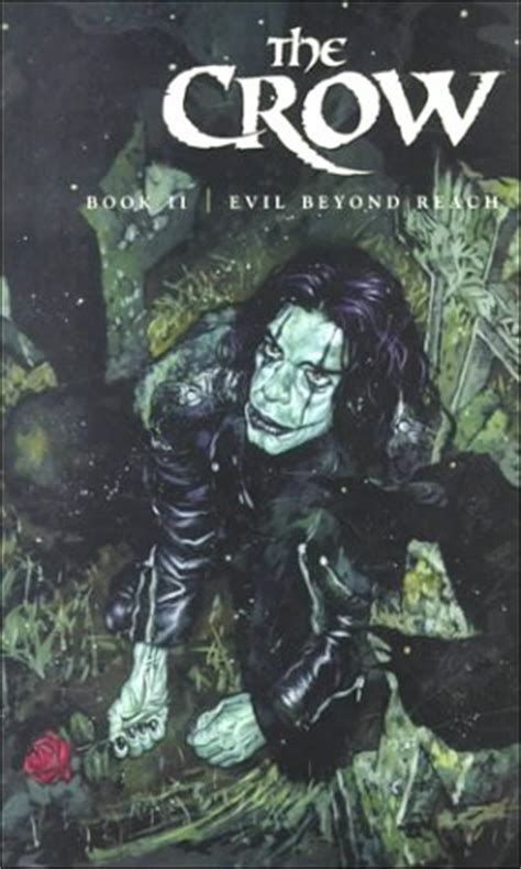 crow book  evil  reach