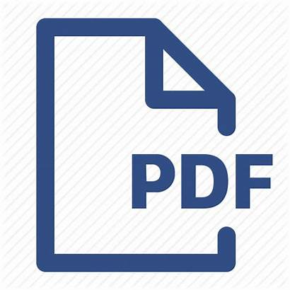 Pdf Icon Icons Document Adobe Folder Paper