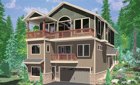 unique  story craftsman house plans  home plans design