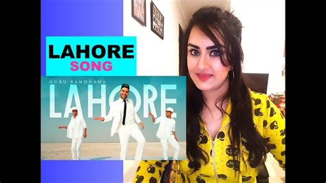 Lahore (official Video)