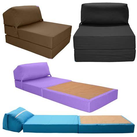 canapé lit pliant matelas mousse pliant bed z lit simple fauteuil canapé